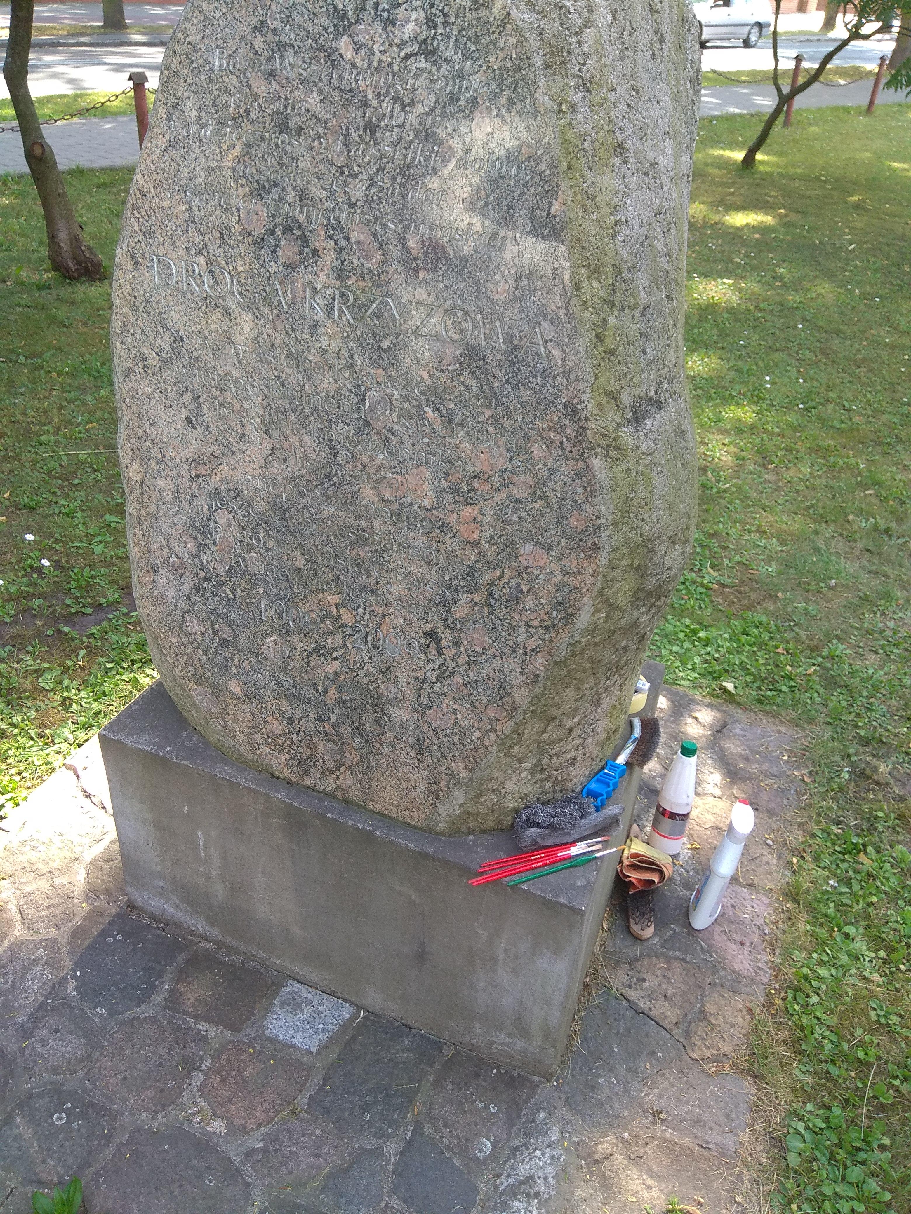 witraż i kamień z red 004